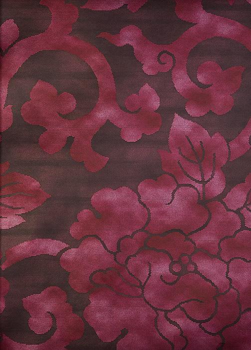 Обои Zoffany Nureyev Wallpaper Pattern NUP08004, интернет магазин Волео
