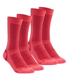 Комплект удлиненных лыжных носков Craft Warm XC Mid