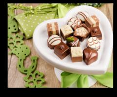 """Постер """"Шоколадные конфеты"""""""