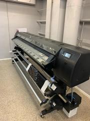 Плоттер HP L28500 с СНПЧ и комплектом чернил