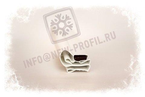 Уплотнитель для стола охлаждаемого RADA CX-15/7H  Размер 63*48 см Профиль 009