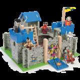 Le Toy Van. Замок Меч Короля Артура (синий)