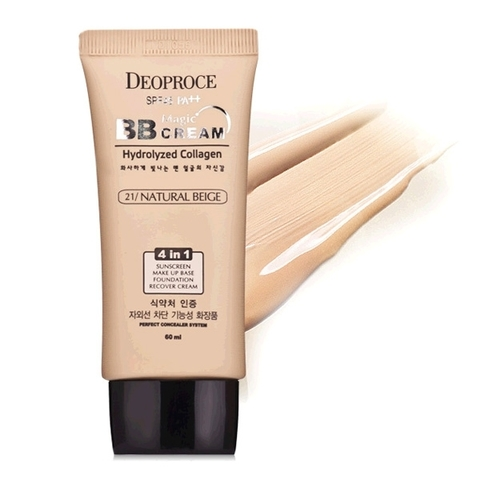 DEOPROCE SPF45 PA++ MAGIC BB CREAM