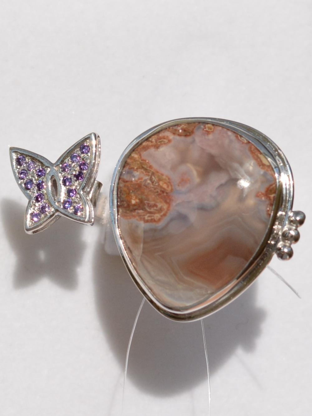 Пара ГБ (кольцо из серебра)