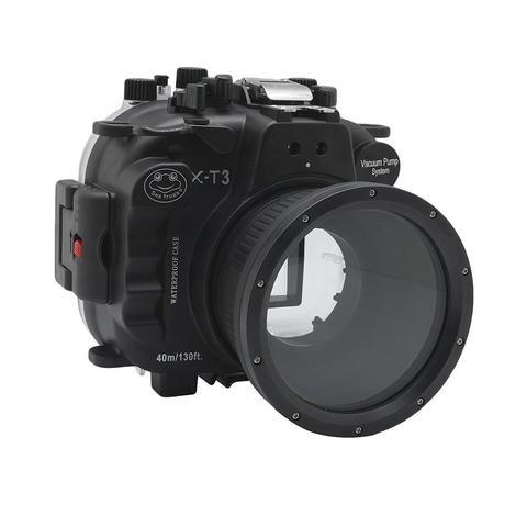 Подводный бокс Sea Frogs для Fujifilm X-T3 40m Kit FP.1