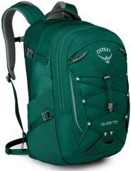 Рюкзак городкой Osprey Questa 27 Tropical Green