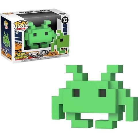 Фигурка Funko POP! Vinyl: 8 Bit:Retro S2: Space Invaders: MD Invader