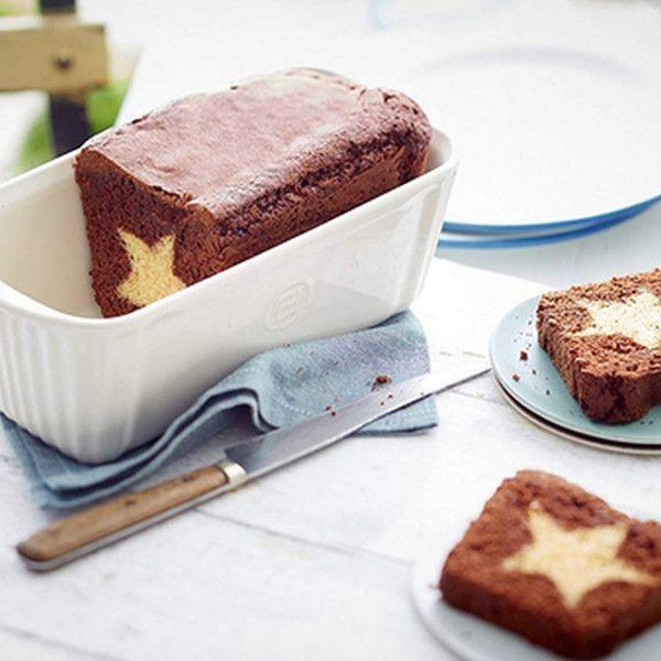 Форма Petit Moule Cake для выпечки Emile Henry (гранат)