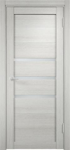 Дверь Eldorf Мюнхен 01, стекло Сатинато, цвет слоновая кость, остекленная