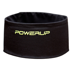 Повязка на голову Powerup Black