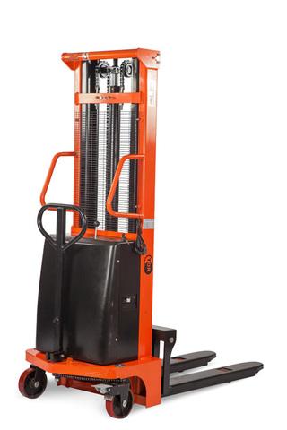Штабелер гидравлический с электроподъемом TOR 15/16, 1,5 т 1,6 м (CTD)