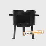 Печь под казан 50 литров(сталь 2 мм)