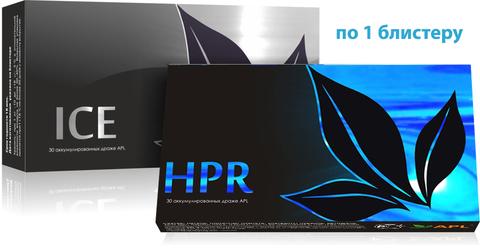 APL. Аккумулированные драже APLGO ICE+HPR  для нормализации пищеварения и защиты печени по 1 блистеру