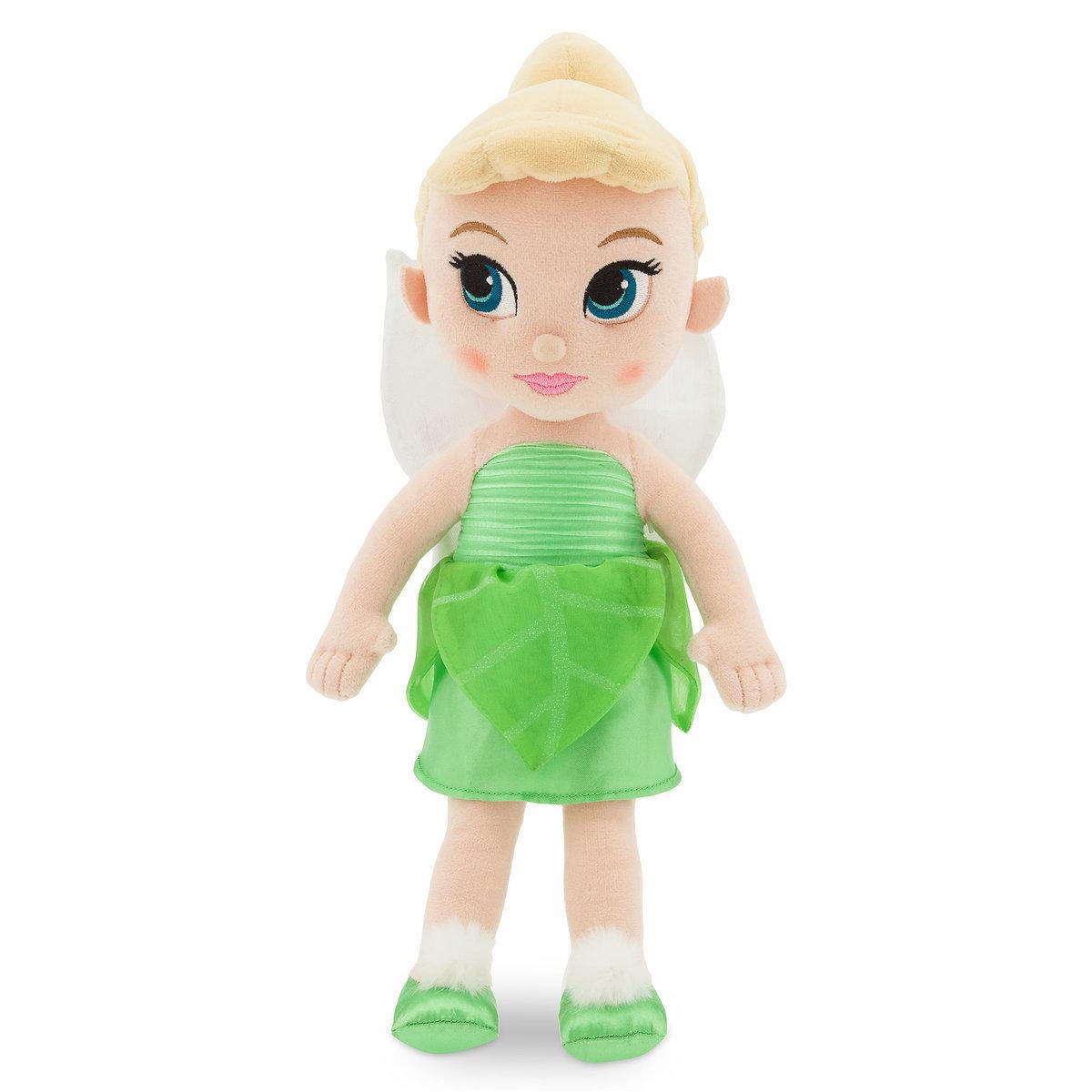 Мягкая игрушка «Фея Динь-Динь»- Disney Animators' Collection - 32 см