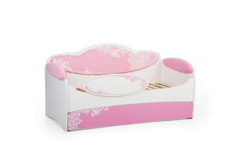 Диван-кровать для девочек Mia Барби