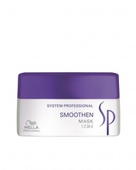 Интенсивная смягчающая маска для гладкости и эластичности Wella SP Smoothen Mask 200 мл.