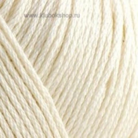Пряжа Хлопок натуральный (Пехорка) Суровый 166