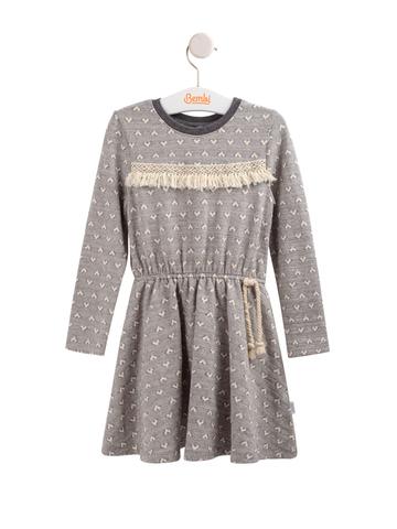 ПЛ220 Платье для девочки