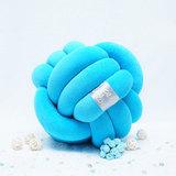 Декоративная узловая подушка &#34Fist&#34, артикул 1600001180115, производитель - Nice Pillow