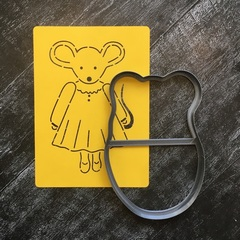 Мышка №90