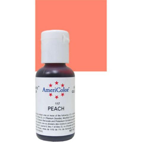 Краска краситель гелевый PEACH 117, 21 гр