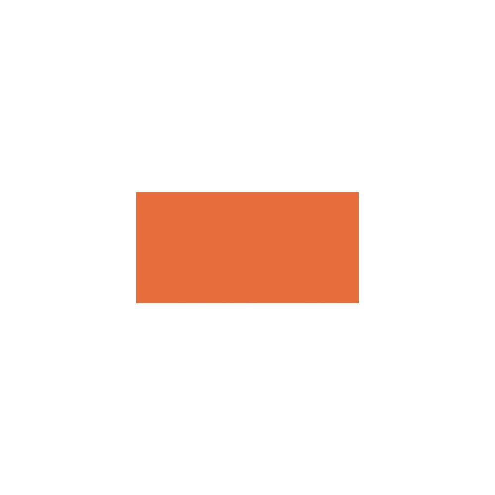 Маркер акварельный ZIG Clean Color Real Brush- штучно -Orange - 070