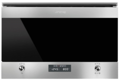 Микроволновая печь Smeg MP6322X фото