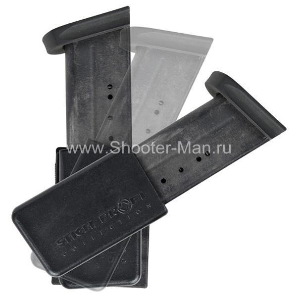 Подсумок магнитный универсальный под пистолетный магазин