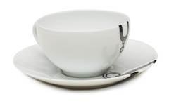 Чашка с блюдцем  Ben edict  250 мл AR00073