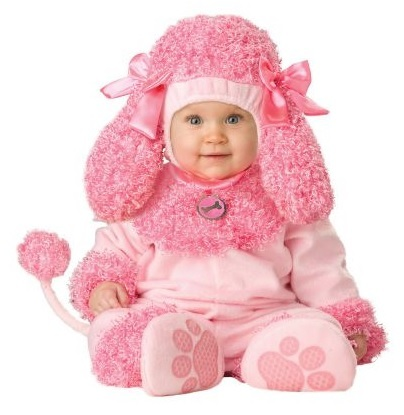 InCharacter Costumes Baby - Pink poodle