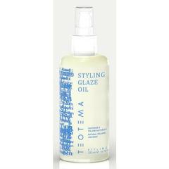 Моделирующее масло блеск и объем Styling glaze oil