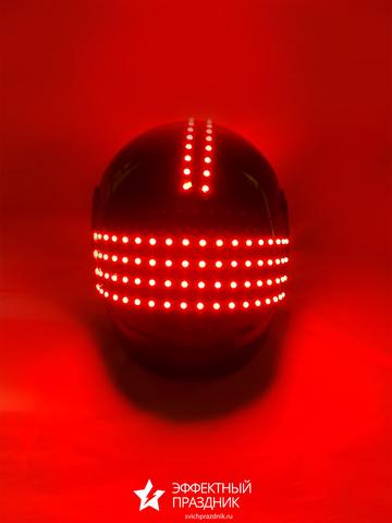 Шлем для светового шоу
