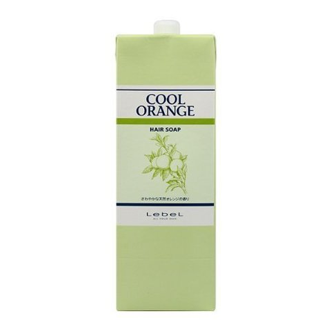 Шампунь для волос COOL ORANGE HAIR SOAP COOL, 1600 мл.