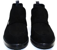 Мужские замшевые ботинки Richesse R454