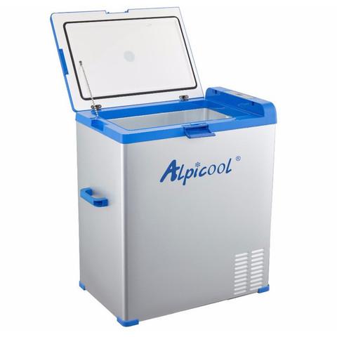Компрессорный автохолодильник Alpicool ABS-75 (12V/24V/220V, 75л)