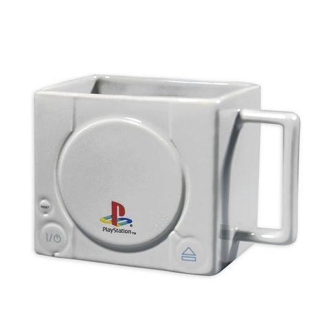 3D кружка Sony Playstation