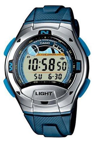 Купить Наручные часы Casio W-753-2AVDF по доступной цене