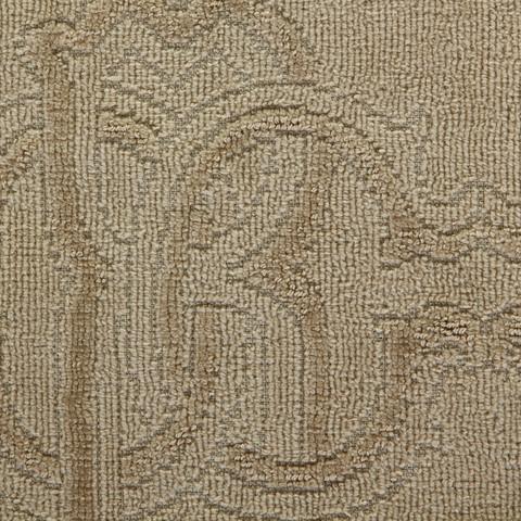 Набор полотенец 2 шт Roberto Cavalli Logo бежевый