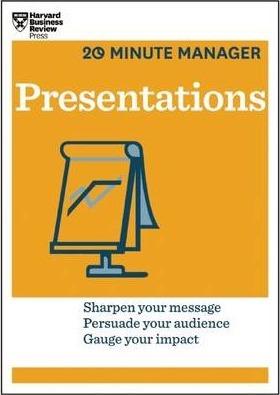 Kitab Presentations (HBR 20-Minute Manager Series) | Harvard Business Review