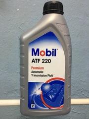 Трансмиссионное масло Mobil ATF 220 (1л)
