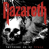Nazareth / Tattooed On My Brain (Digipak)(RU)(CD)
