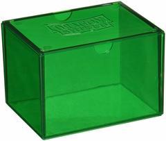 Dragon Shield - Коробочка зеленая на 100+ карт