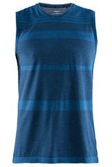 Майка беговая Craft Cool Comfort Blue мужская