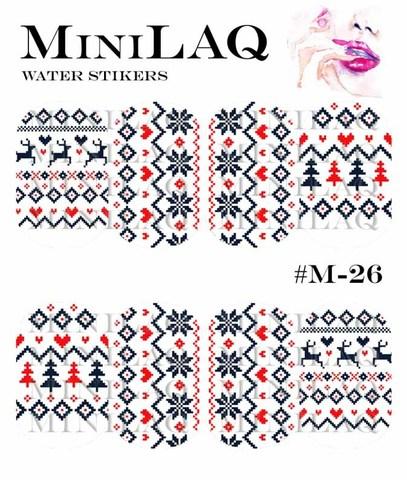Слайдер дизайн MiniLAQ #026