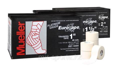 130516 Eurotape seam, Нерегулярный тейп  для Европейских техник тейпирования (5,0см-10м) в уп. 24 рул  2''