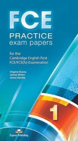 FCE Practice Exam Papers 1 Listening Class CD's (set of 10) (Revised). Аудио CD к заданиям на аудирование
