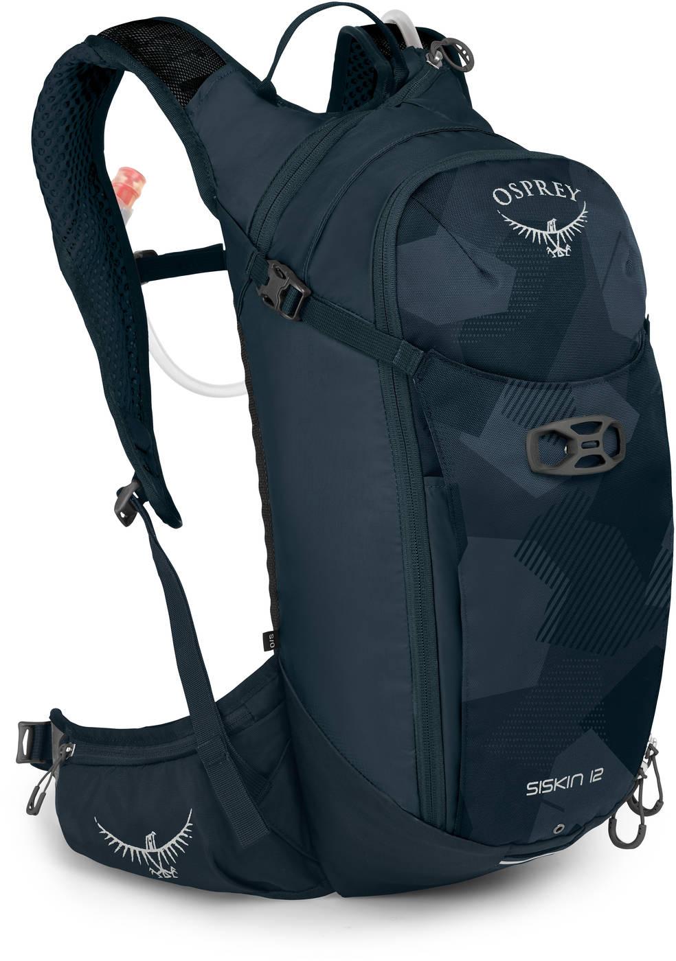 Велорюкзаки Рюкзак велосипедый Osprey Siskin 12 Slate Blue Siskin_12_S19_Side_Slate_Blue_web.jpg