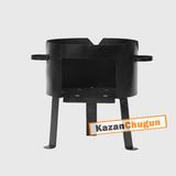 Печь под казан 60 литров(сталь 2 мм)