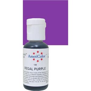 Краска краситель гелевый REGAL PURPLE 130, 21 гр