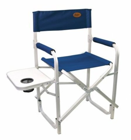 Кресло со столом и складной спинкой CC-200AL